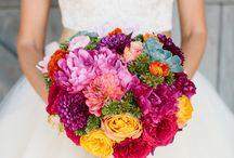 bunt /colourful