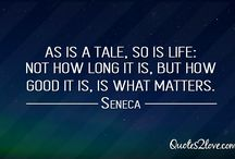 SENECA'S QUOTES / http://www.quotes2love.com/seneca-quotes/