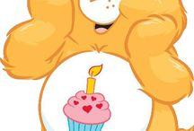 Birthday Bear [New Care Bears]