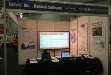 EduTECH Australia 2014 Conference and Visit to Melbourne / Gravic's Remark Software booth at the EduTECH Australia conference in Brisbane.