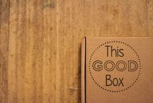 Idea #33: This Good Box / This Good Box is a box packed full of eco-friendly goodness, full of ethical and socially conscious treats that anyone would love to receive. Each month the boxes have a different theme so it really is a surprise to what you might find inside! Find out what was in my box of tricks here http://thatideasgirl.com/gifts/idea-33-this-good-box/
