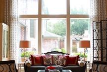 Window treatments  / by Susan Willard