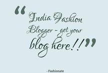 India Fashion Blogger / India fashion blogger. Get listed your blog on this board. To do that 1. follow first 2. I will add your blog on this board.