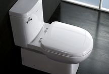 Dionysus of New York / Large white single block system toilet fitted to the water supply system equipped with a powerful flushing system. Its waste outlet is more 50 mm in diameter and it consumes 6 litres of water per individual flush. The ceramic tolilet seat folds gently, thanks to which function teh toilet seat does not hit the bowl afetr use, wich makes it possible to avoid potential injuries. The toilet flush handle is made of metal with a chrome surface.