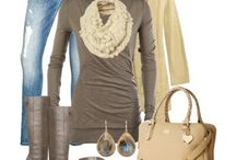 Outfits / by Holly Anne Guillaume