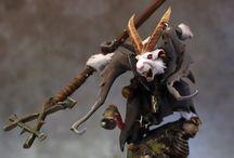 Warhammer Fantasy - Skaven