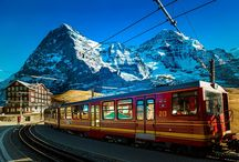 Come Visit Switzerland / Ecclectic collection of images from Switzerland.  Living here 20 years as an American, I still see the world as a tourist here, awed at its beauty