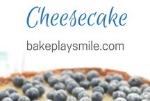 cheese cake desert