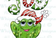 kerstkikkers