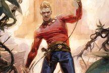 Flash Gordon References