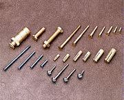 Jamnagar Brass Components / Jamnagar has been known as Brass components - Brass Parts  city of the world.  We offer most competitive range of Brass components manufactured on latest machines using state of the art technology.  Our specialty is  Brass Screws Brass Nuts Brass Fasteners Brass Inserts  Brass Screws Machine Screws India Brass Fasteners Brass Terminals Brass Casting Brass PPR inserts Brass Hex Bolts Hex Nuts Brass washers Copper Washers Bronze Casting  Brass Pool cover Anchors etc.