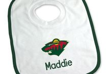 Minnesota Wild Baby Gifts / Personalized Baby Gifts For Fans Of The Minnesota Wild NHL Hockey Team