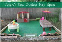 miki outdoor playground