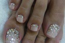 Nails Art Pieds