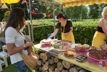 Wall of Cake 2013 / Om onze geliefde taartenbakkers extra in het zonnetje te zetten is er de Wall of Cake! Alle mooie en heerlijke creaties bij elkaar!  Tijdens Duizel in het Park (9 t/m 11 augustus) in het Vroesenpark te Rotterdam kan je zelf komen proeven en keuren! Wees welkom en EAT CAKE!
