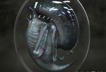Alien-Prometheus-Alien Covenant