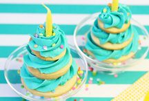 birthday parties: treats / general birthday party treats  / by Amanda W