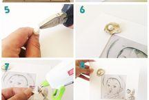Kreativní Brabec / Návody a obrázky z naší dílny:) Craft, DIY, tutorials and inspiration for every creative souls:)