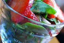 Salads / Fresh, easy, and pretty enough for a party -colorful, tasty salad recipes. / by Marsh Supermarkets