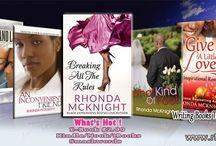Spotlights on Books by Rhonda