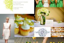 Lemony Yellow / Trying to have a Yellow/Green wedding! It sounds crazy but its completely do-able in an elegant way! Check out these for inspiration!