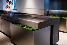 Eco-Friendly and Sustainable Kitchens / Designing an eco-friendly kitchen means making important decisions based on your lifestyle. Get informed and inspired, and transform your kitchen into a sustainable cooking paradise.