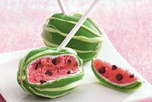 cake pops / by Tanya Wheeler