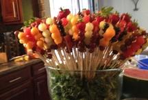 fruit for bridal shower