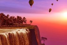 Hot Air Balloons / by Julie Newman Bristol