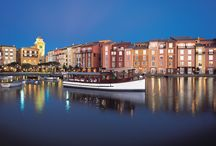 Universal Studios Orlando / When you stay at a Universal Studios Orlando on-site hotel, you'll be within walking distance to Universal Studios Florida, Universal's Islands of Adventure and Universal City Walk.  Plus, you'll enjoy exclusive theme park benefits!