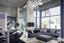 Living Room Ideas / by Deborah Cruz