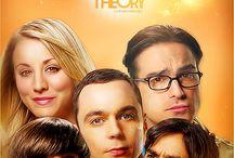 Big Bang Theory / TV Show / by Frank Wuzzardo