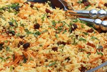 Accompagnements (riz,salades,chinois,couscous)