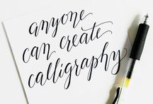 Hand Lettering & Design / Looking for style