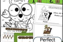 Groundhog Day PreK-1st