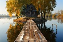 Beautiful houses/places