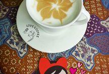 My Latte Art / Coffee lover
