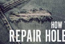 kleding repareren