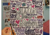 Lyric Art/Collages/Art / the name of this board (mostly JB)