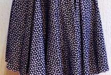 robe d'été !! / robe en viscose très fluide j 'ai modifié plusieurs patrons burda pour avoir ce modèle
