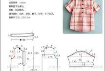 erkek çocuk gömleği