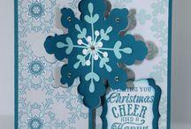 Su - Snowflake thinlets die / by Sue Cartwright