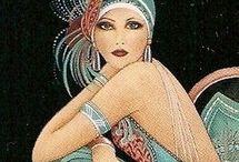 1920's Art