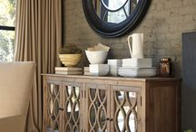 Sidetable dinning room