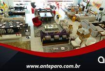 Projeto Anteparo / Anteparo móveis e decoração, alto padrão em móveis, beleza e sofisticação em um só lugar www.anteparo.com.br