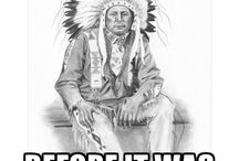North USA. Indians. 1.