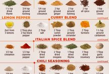 Seasonings / Add a little extra zip