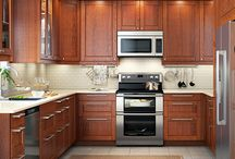 Kitchen Spaces and Things