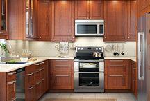 kitchen ideas / by Courtney Woodhall