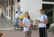Language-Cultural Immersion / A Broader View Volunteers offers Language Immersion in 8 Countries in Latin American Countries, this program is offered year round. Half day learning Spanish and half day volunteering in one of our social or conservation programs https://www.abroaderview.org / by ABroaderview Volunteers Abroad